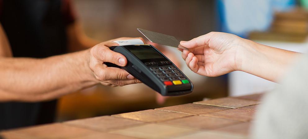 Achitarea creditului prin intermediul terminalului POS