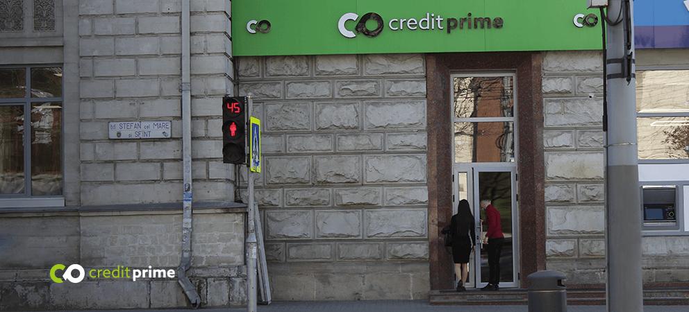 CreditPrime sărbătorește 1 an de la deschiderea primei sucursale în Chișinău
